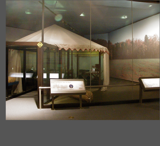 Exhibit A was hired to expand on the existing interpretation and display of George Washingtonu0027s c&aign tent. This significant artifact required a new ... & George Washingtonu0027s Campaign Tents | Exhibit A